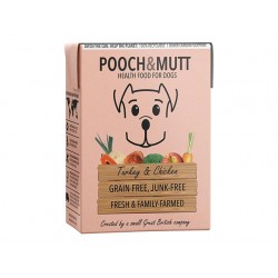 Pooch and Mutt, Turkey and Chicken Pate 375 gram-20