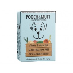 Pooch and Mutt, chicken and Ocean fish Pate 375 gram-20