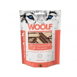Woolf SOFT Sandwich of salmon 100 GRAM-20