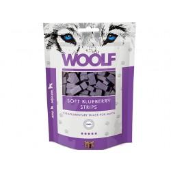 Woolf SOFT BLUEBERRY STRIPS, 100 GRAM-20