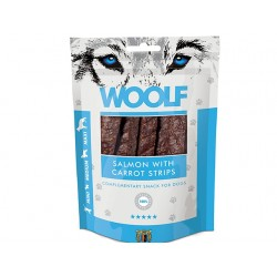 Woolf SALMON WITH CARROT STRIPS, 100 GRAM-20