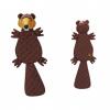 Hugglehounds TuffutLuxx Beaver 45cm-01