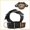 Extreme Dog Gear Halsbånd, 5 cm bredt - Sort